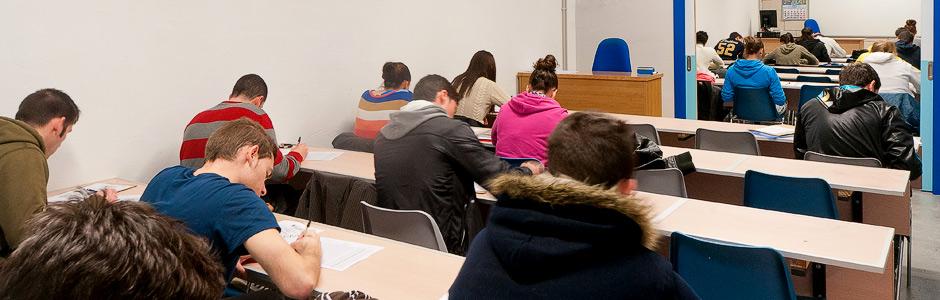 Academia Civil Gijón aula