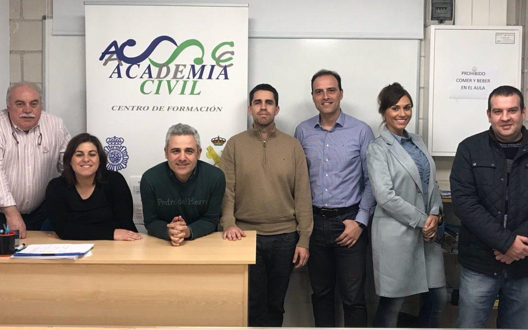 Asociación de Antiguos Alumnos del Centro de Formación Academia Civil