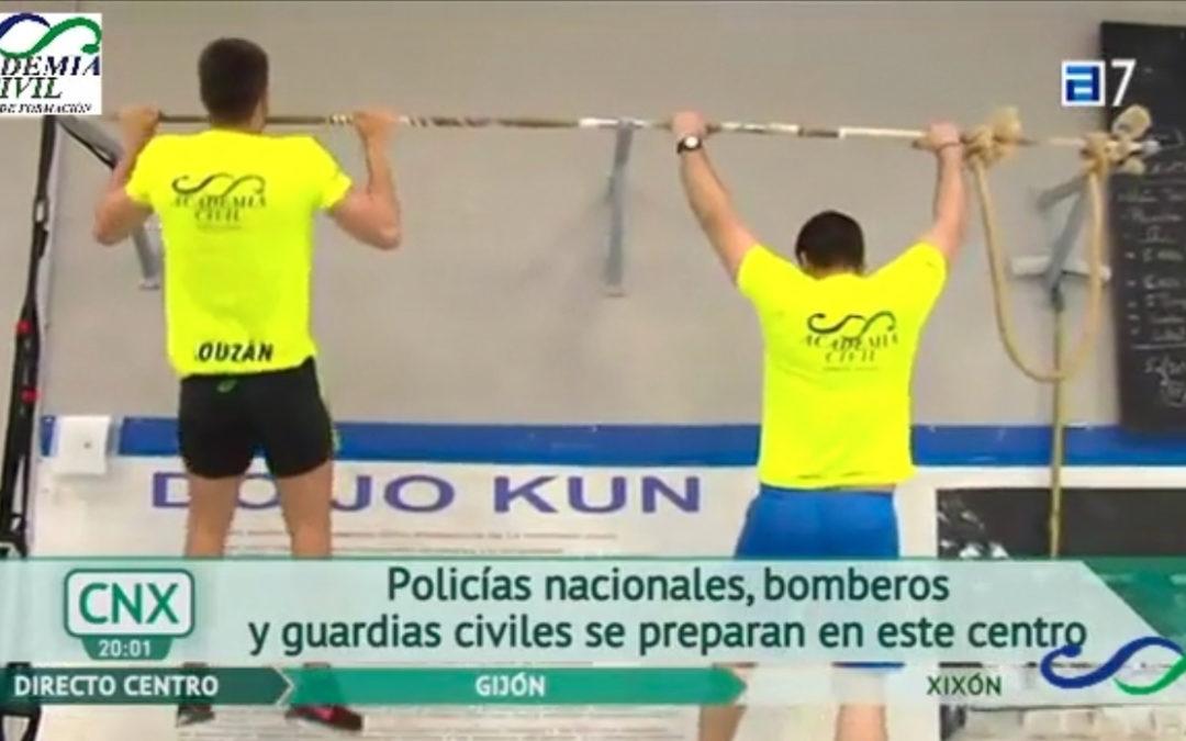 Reportaje en Conexión Asturias