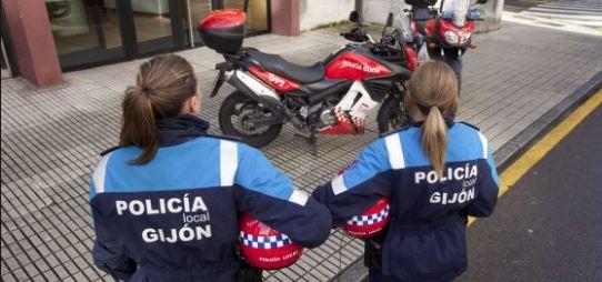 Policía Local de Gijón –  30 plazas de agente, 6 movilidad, 1 Intendente, 2 Inspector