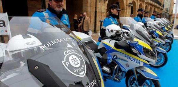 Agente de Policía Local – Oviedo, bases para la provisión de 35 plazas