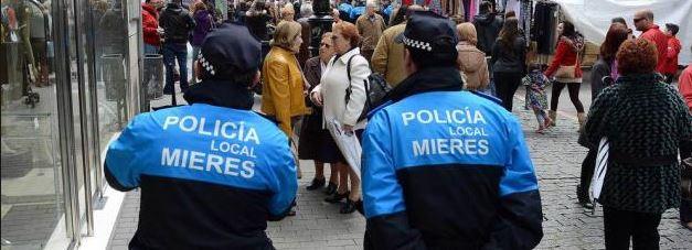 Agente de Policía Local de Mieres – 6 plazas