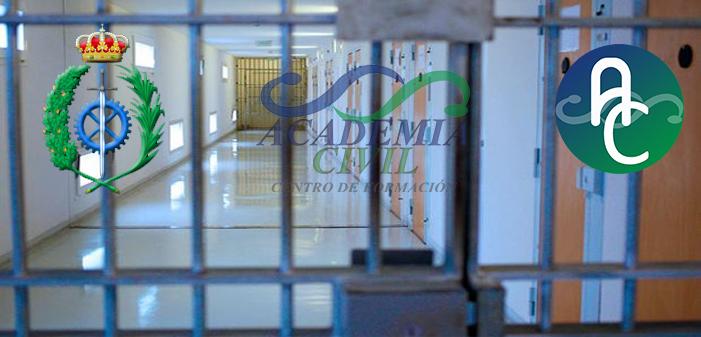 Convocadas 900 plazas Ayudante de Instituciones Penitenciarias, abierto plazo de instancias hasta el 12 de noviembre