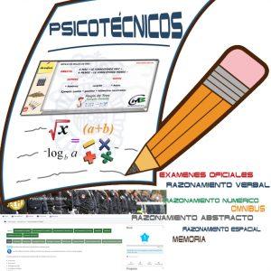 PSICOTÉCNICOS